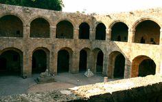 Archäologisches Museum im ehemaligen Ordenshospital, Rhodos-Stadt:
