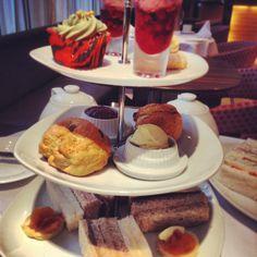 Afternoon tea @ Leopold hotel