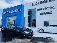 Buckingham Chevrolet Buick GMC is a Buckingham Chevrolet, Buick, GMC dealer and a new car and used car Buckingham QC Chevrolet, Buick, GMC dealership. Chevrolet Cruze, Chevrolet Malibu, Buick Gmc, Dodge Charger, Console Centrale, Traction Avant, Used Cars