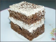 61351 Krispie Treats, Rice Krispies, Vanilla Cake, Tiramisu, Ale, Ethnic Recipes, Sweet, Food, Mascarpone