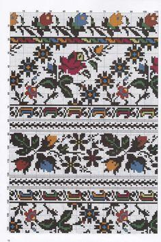 Схема схожа до вишиванки Квітковий вир