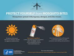 Get the facts about the Zika virus and about how to protect yourself from ALL mosquito-borne illnesses.