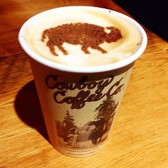 Cowboy Coffee, Jackson Hole, WY