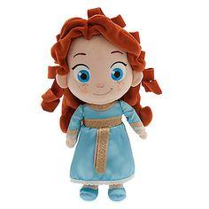 merida plush toy | Toddler Merida Plush Doll - Brave - Small - 13'' | Plush | Disney ...