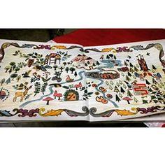 Floresta Encantada Mapa Tesouro Johanna Basford Treasure MapsJohanna BasfordColor InspirationColoring BooksEnchantedPhoto And VideoEnchanted Forest