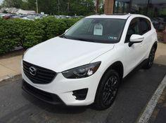 2016 Mazda CX-9 Grand Touring (White)