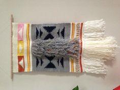Weaving by Maryanne Moodie