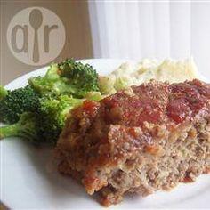 Favourite meatloaf @ allrecipes.co.uk