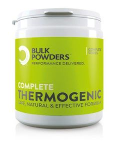 Complete Thermogenic™ - ***Thermogenics help burn fat while resting
