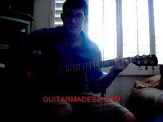 Learning Power Chords