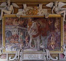 Galerie François-Ier (Château de Fontainebleau) — Wikipédia