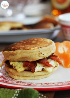 Homemade McGriddles and Perfect Buttermilk Pancake Recipe.Mp.: Froze and vacuum sealed them for breakfasts