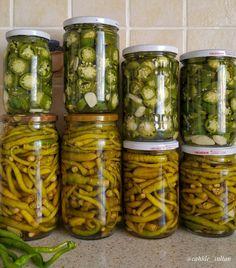 Pickles, Cucumber, Mason Jars, Sultan, Food And Drink, Instagram, Mason Jar, Pickle, Zucchini