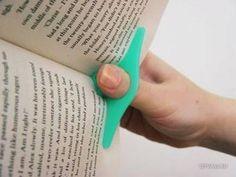 APARATITO [BOOK ACCESSORY]  [http://thex2010.blogspot.com/2012/07/aparatito-book-accessory.html]