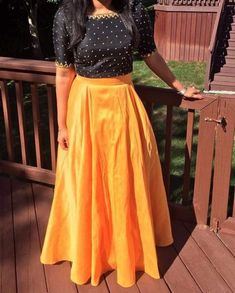 Ideas For Skirt Long Indian Indian Gowns Dresses, Indian Fashion Dresses, Indian Designer Outfits, Skirt Fashion, Designer Dresses, Long Skirt Top Designs, Long Skirt And Top, Dress Designs, Blouse Designs