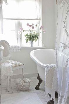 Banheiro provenciano