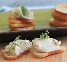 Thermomix recipe: Smoked Salmon Dip With Chilli Infused Oil · Tenina.com