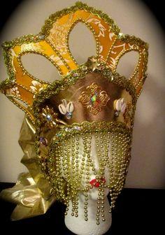 Crown for Oxum (Ochun)