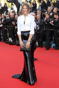 "Jessica Miller at the 66th Annual Cannes Film Festival - ""Le Passe"" (""The Past"") Premiere"