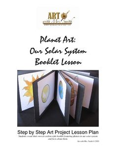 Students create their own accordion style booklet featuring planets in our solar system and facts about them.You will receive a lesson includin...