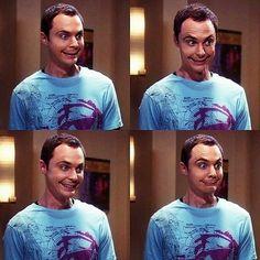 The many faces of Sheldon :)