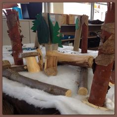 Inquiring Minds: Mrs. Myers' Kindergarten: Animals in Winter- The Project (Part 1)  (so amazing I can't wait until I get to do this type of teaching in September!!!)
