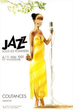 ♪♫♫ Jazz sous les pommiers Coutances / France ♪♫♫