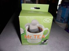 MR.TEA Tea Infuser By Fred #Fred