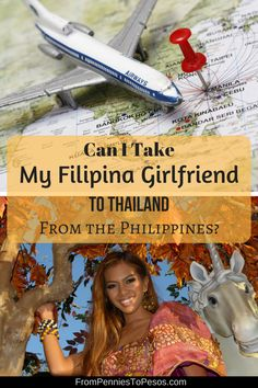 How to Get My Filipina Girlfriend to Thailand from the Philippines: You will have more chance of success if you travel together from the Philippines. Filipina, Cebu, Bank Account, Taipei, Me As A Girlfriend, Philippines, Girlfriends, Traveling By Yourself, Thats Not My