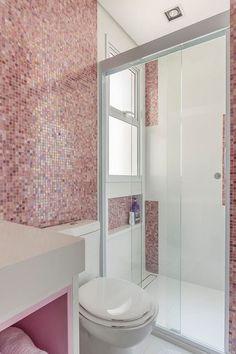 apartamento decorado banheiro com pastilhas idealizzare arquitetura
