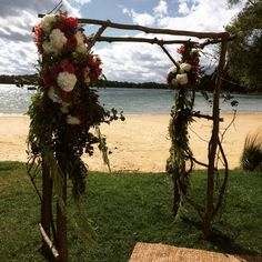 #ElkhartLakeWedding #OsthoffBeach #weddinggoals #osthoffinbloom…