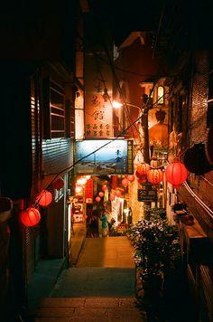 Taiwan - Jiufen