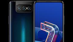 Sorteio de um Asus Zenfone 7 Pro 8GB 256GB Smartphone, Asus Zenfone, Prize Draw