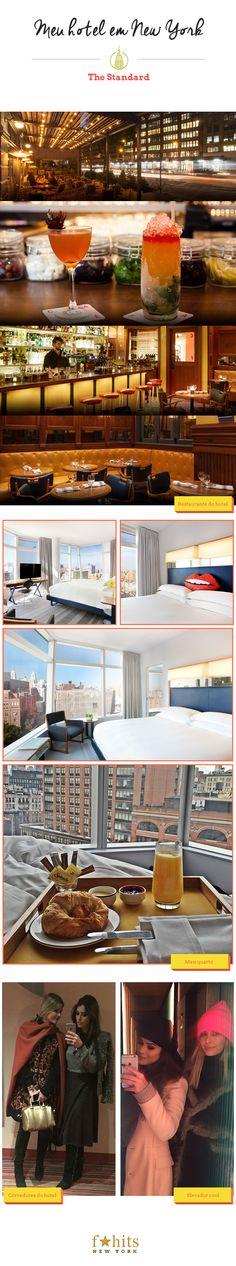 Meu Hotel Standard East Village em NY    por Carol Tognon | Carol Tognon       - http://modatrade.com.br/meu-hotel-standard-east-village-em-ny