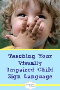 Sign language can be an important stepping stone toward speech or the perfect alternative communication tool