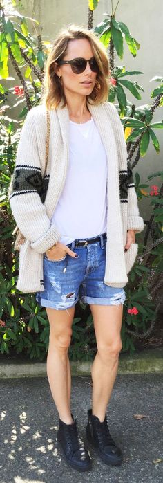 Easy Living Outfit Idea #Fashionistas
