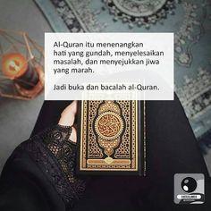 "Tausiyah_ku di Instagram ""Hebatnya al-Quran..👍👍👍 . . . . @tausiyahislam.id…"" Reminder Quotes, Self Reminder, Words Quotes, All About Islam, Islamic Qoutes, Quran Quotes, Holy Quran, Alhamdulillah, Life Lessons"