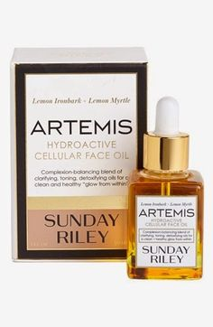 Pixiwoo.com: Sunday Riley Artemis Face Oil