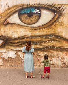 Murals Street Art, Trieste, Around The Worlds, Travel, Painting, Instagram, Pictures, Tourism, Italia