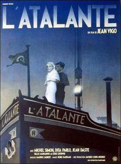 L'Atalante. DIR. Jean Vigo ☆☆☆☆☆