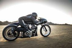 Indian Black Bullet Scout - MotoNews - Andar de Moto