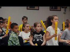 """Jocuri muzicale cu Ana - Maria Rusu - Jocul """"Oda Bucuriei"""" - YouTube Youtube, Youtube Movies"""