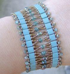 Deb Roberti's Caroline's Cuff Bracelet