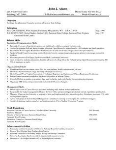 Probate Clerk Sample Resume Prepossessing Resume Employment Objective Electrician Template Data Scientist And .