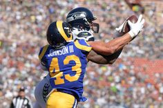 ROOKIE INTERVIEW: LA Rams' rookie safety, John Johnson on Dublin, the Senior Bowl & Life in the NFL.