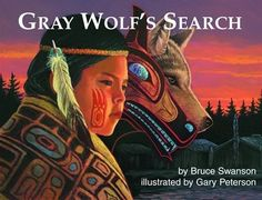 In this richly illustrated picture book, young Gray Wolf lives on the Pacific Northwest coast with the other members of the Wolf Clan. His uncle, the clan shaman, tells Gray Wolf that his future success depends on completing an important task—he must find a very important person and get to know him well. In his search for this person, Gray Wolf enlists the help of his brothers and sisters in the woods and waters—Eagle, Bear, Whale, Beaver, Owl, and Wolf. Each of them gives Gray Wo...