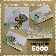 Feeding of the 5000 printable