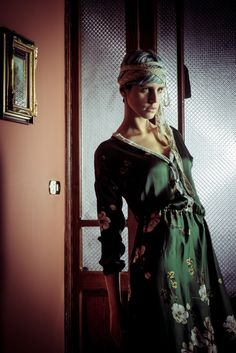 oui - Model: Marta  Stylist: Paola Merlino  Location: Palazzo Merlino