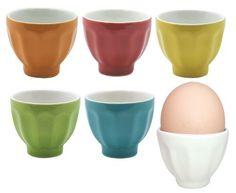 #1 - EggHolder Egg Holder, Egg Cups, Cooking Utensils, Kitchenware, Dinnerware, Eggs, Modern, Vintage, Cooking