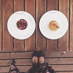 Cupcakes!  Melina Souza - Serendipity <3
